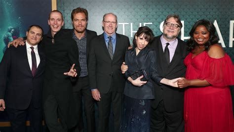 The Shape of Water  Cast and Crew Recognized At Palm ...