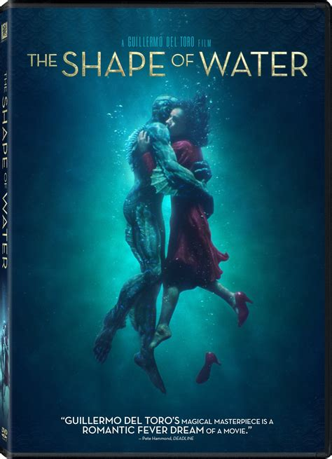 The Shape of Water DVD Release Date March 13, 2018