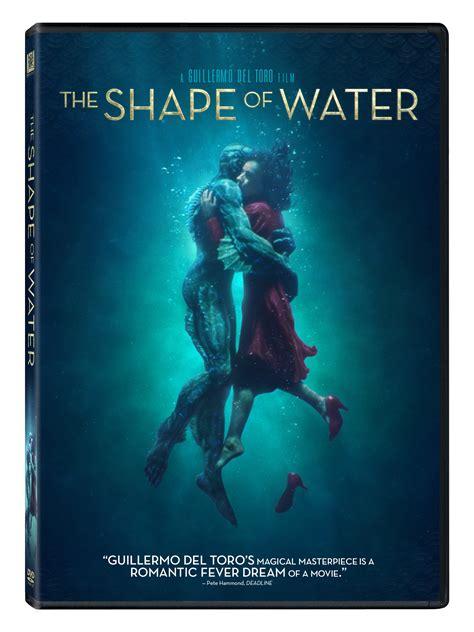 The Shape Of Water  DVD    Walmart.com