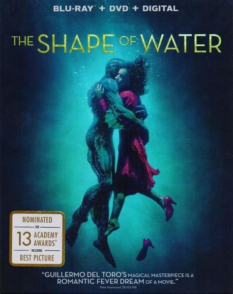 The Shape Of Water La Forma Del Agua Blu ray + Dvd ...