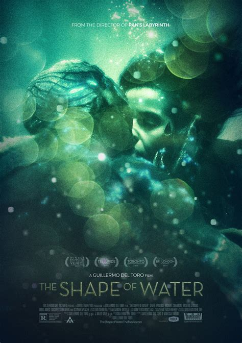The Shape of Water   Poster by Alecxps   La forma del agua ...