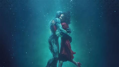 The Shape of Water showing at Queen s Film Theatre, Belfast.