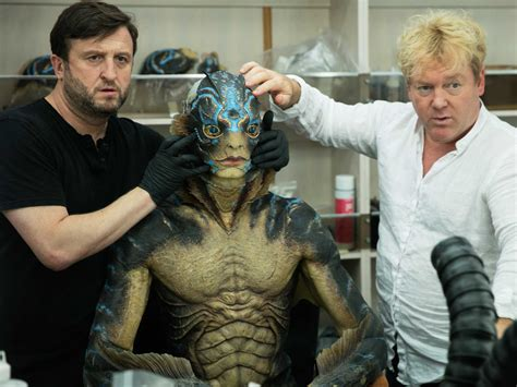 The Shape of Water : The Making of an Emotionally ...