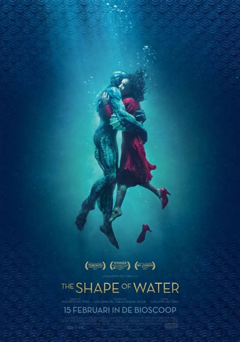 The Shape Of Water Trailer, reviews & more   Pathé