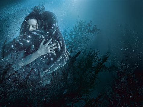 The Shape of Water Wallpapers, Pictures, Images