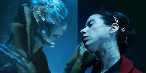 The Shape Of Water: Was Elisa Born A Fish Creature ...