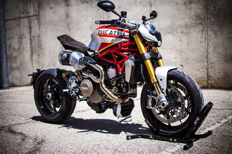 The Siluro from XTR Pepo is a super badass Ducati Monster ...