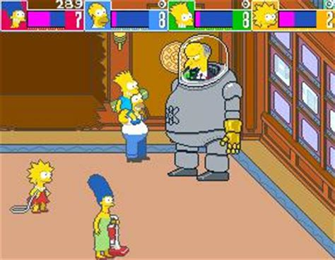 The Simpsons Arcade Game  1991    Paperblog