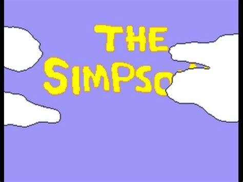 The Simpsons   Arcade Game   Playthrough   Bart Simpson ...