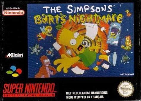 The Simpsons: Bart s Nightmare – Wikipédia, a enciclopédia ...