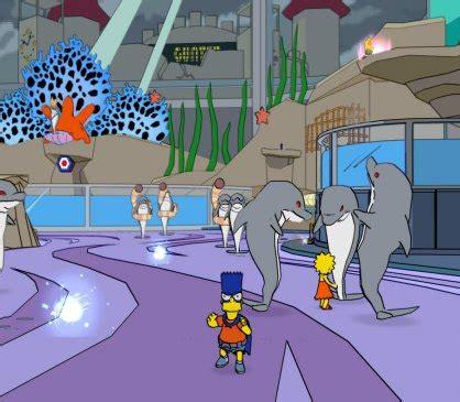 The Simpsons Game   Simpson Wiki en Español, la wiki de ...
