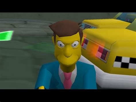 The Simpsons Hit & Run   Yellow Shift Mod Level 2 Part 1 ...