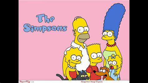The Simpsons Intro refereed   YouTube