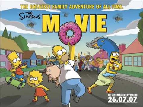The Simpsons Movie Soundtrack   Close to You   YouTube