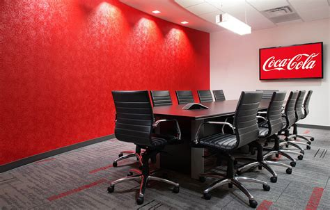 The Sinclair Group | Coca Cola Office