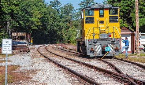 The state s oldest short line railroad is still running ...