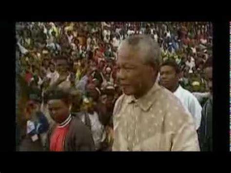 THE STORY OF NELSON MANDELA   BBC NEWS   YouTube