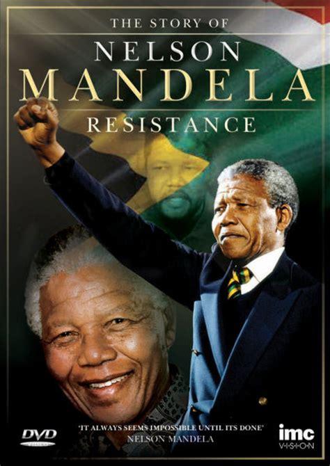 The Story of Nelson Mandela: The Resistance DVD | Zavvi