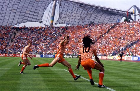The story of the Euro 88 final: Dutch masters vs the USSR ...