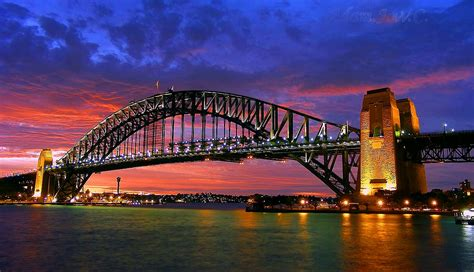 The Sydney Bay Bridge: Our Bayonne Bridge s Twin Span, But ...