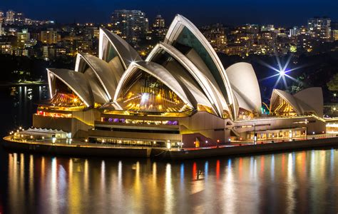 The Sydney opera house is just an amazing building. : sydney