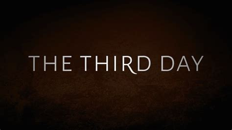 The Third Day Teaser Trailer   YouTube