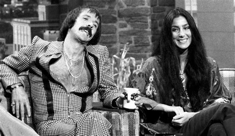The Tonight Show, Sonny & Cher, 1975 Photograph by Everett