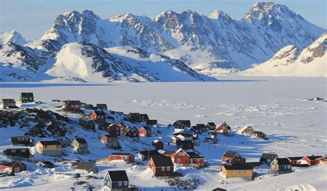 The Top Five Hotels in Greenland