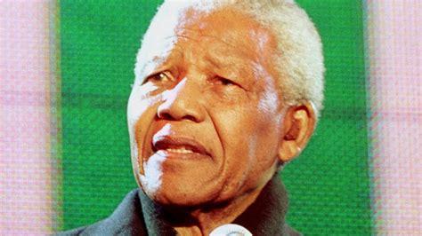 The tragic real life story of Nelson Mandela