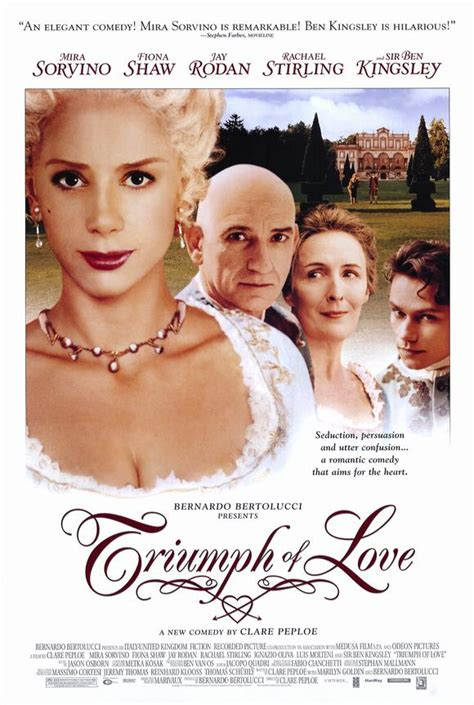The Triumph of Love Movie Posters From Movie Poster Shop