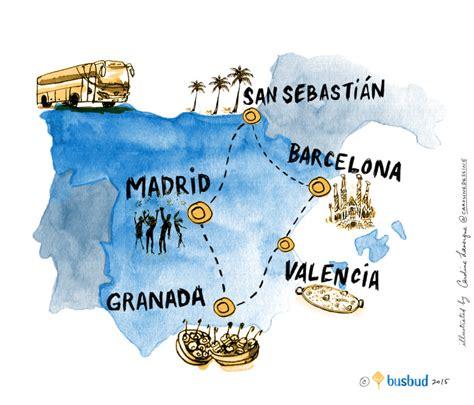 The Ultimate Spain Bus Trip   Busbud blog