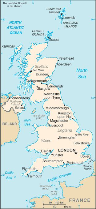 The United Kingdom Google Map   Driving Directions and Maps