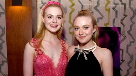 The untold truth of the Fanning sisters