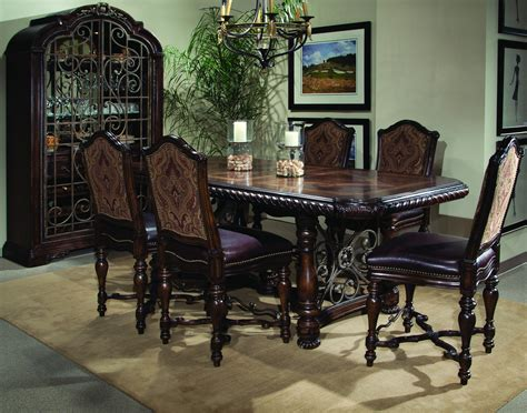 The Valencia Gathering Height Dining Room Collection ...
