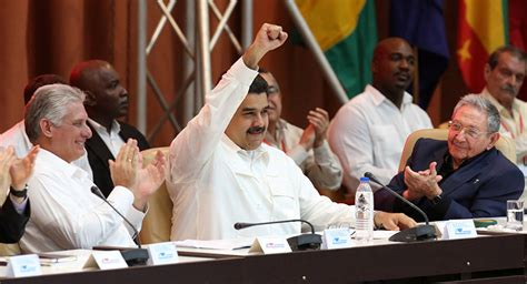 The Venezuela of the Castros and Díaz Canel — Center for a ...