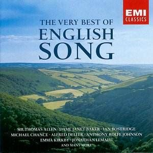 The Very Best of English Song [JQ]: Classical CD Reviews ...