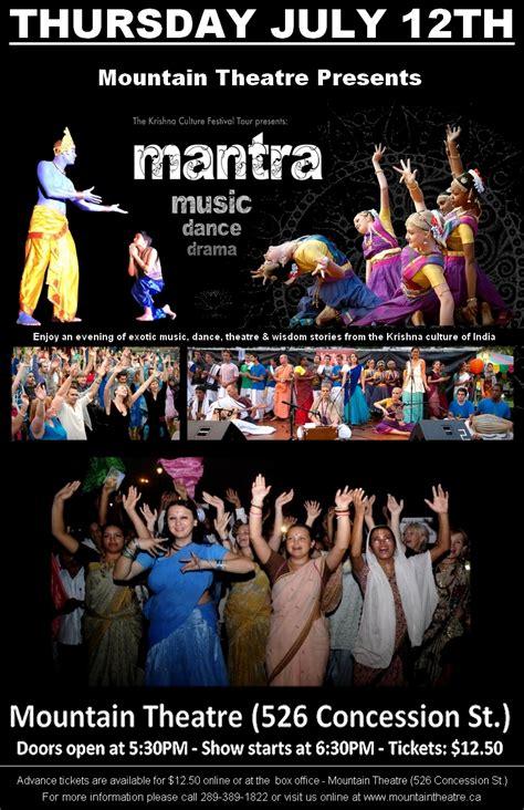 The Walking Monk: Mantra : Music Dance Drama