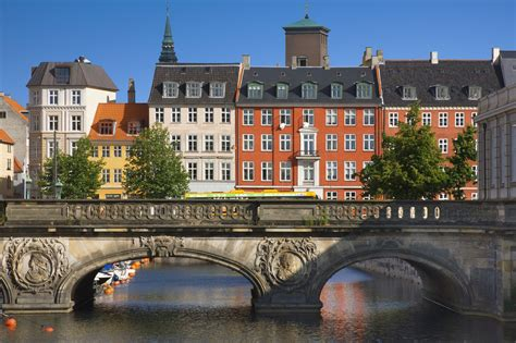 The Weather and Climate in Copenhagen, Denmark