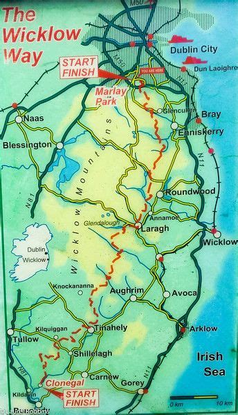 The Wicklow Way: How to Plan for this 7 Day Walk   you are ...