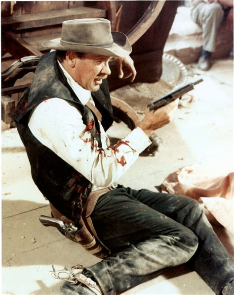 THE WILD BUNCH WILLIAM HOLDEN AS PIKE  THE FINAL SHOOTOUT ...