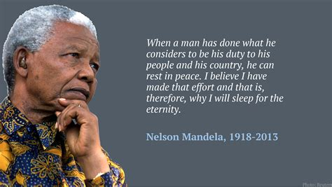 The wisdom of Nelson Mandela: quotes from the most ...