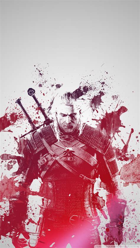 The Witcher 3 Wild Hunt Geralt of Rivia Ultra HD Desktop ...