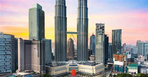 The World s Tallest Standing Twin Towers   WorldAtlas.com