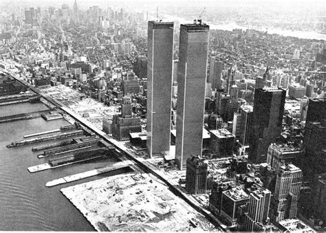 The World Trade Center 1973   New York State Of Mine ...