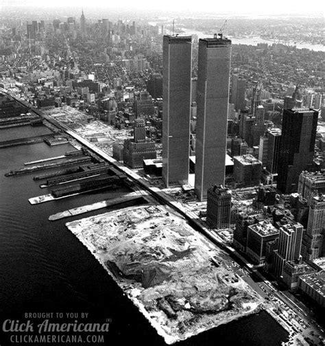 The World Trade Center opens  1973    Click Americana