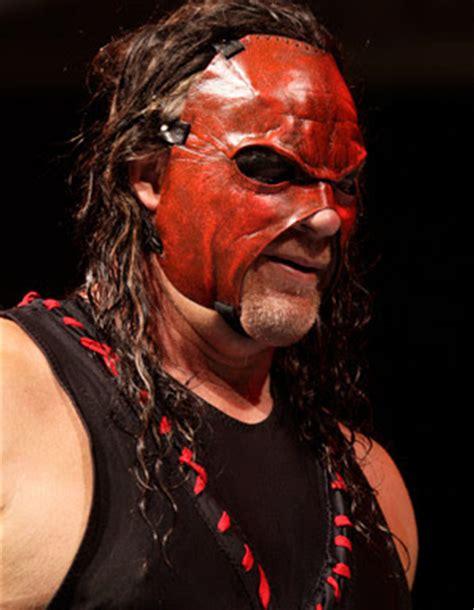 The Wrestling Blog: Kane: WWE s Only Babyface