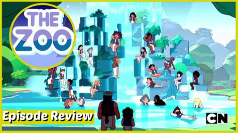 The Zoo | Steven Universe Episode Review   YouTube
