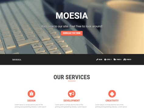 Theme Directory — Free WordPress Themes