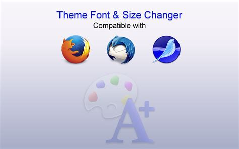 Theme Font & Size Changer: Change the font size and font ...