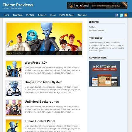 Themes para Wordpress gratuitos y de gran calidad ...